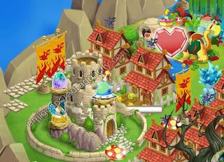 imagen de los huevos de la isla alienigena de dragon city