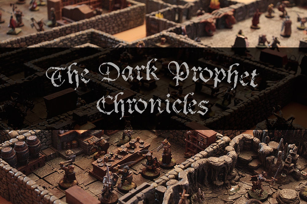 The Dark Prophet Chronicles