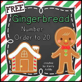 https://www.teacherspayteachers.com/Product/FREE-Gingerbread-Number-Order-to-20-1022311