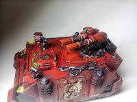 RAZORBACK - BLOOD ANGELS - WARHAMMER 40000 7
