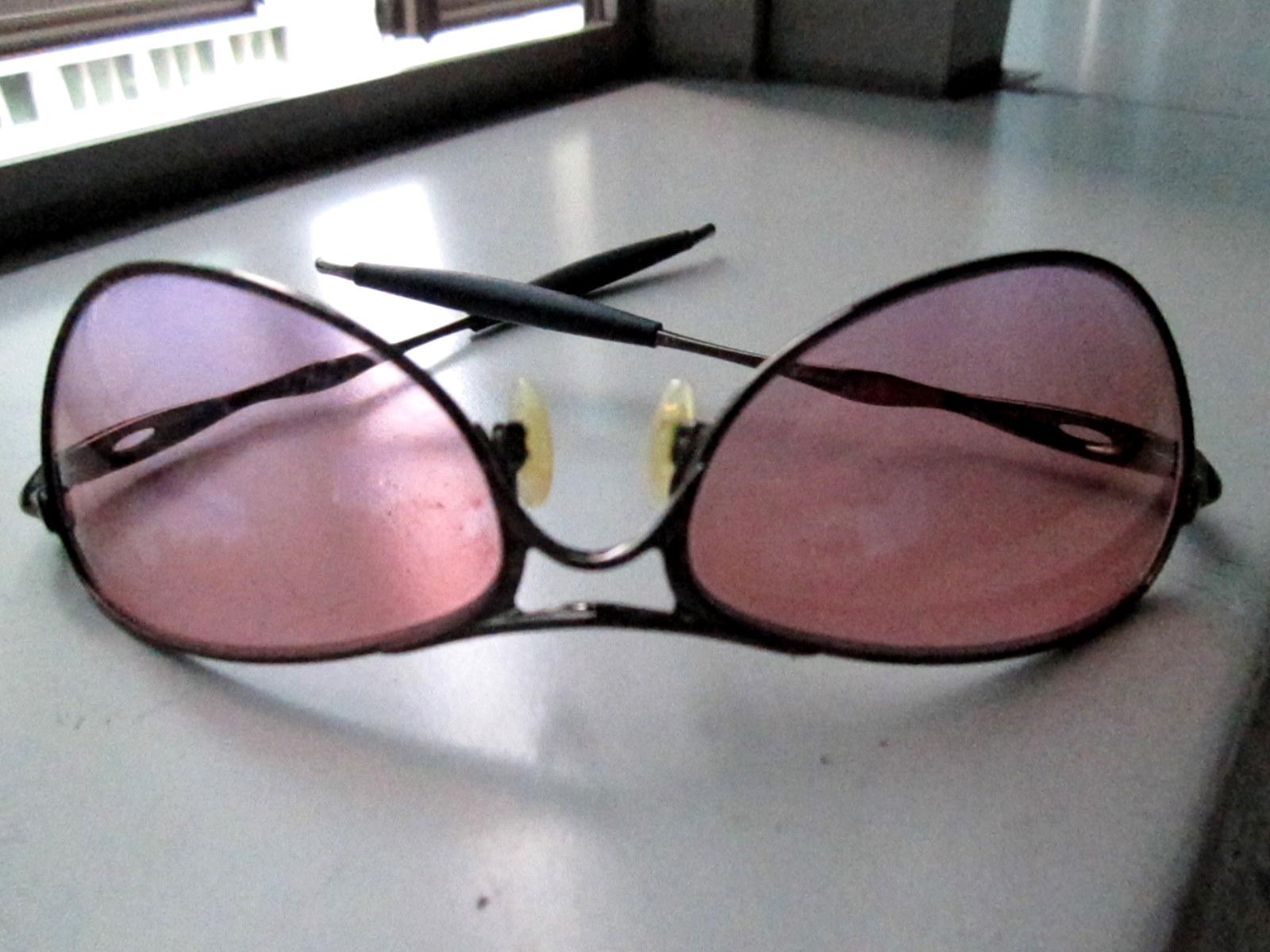 My Glasses Frames Are Peeling : Oakley Sunglasses Lens Peeling