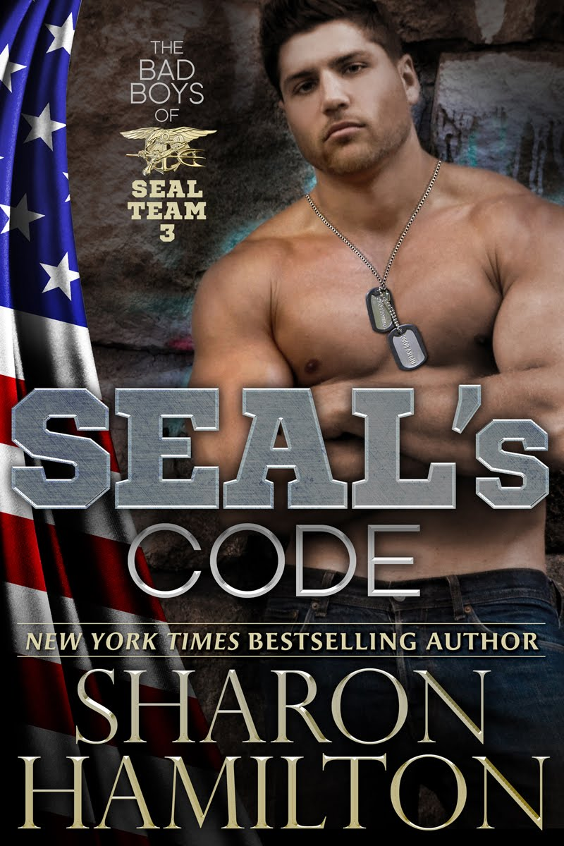 The newest Bad Boy of SEAL Team 3: On sale June 30th!