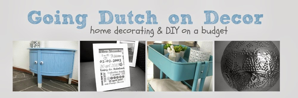 Going Dutch on Decor