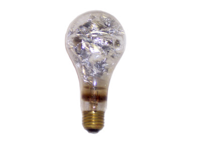 A Used Flashbulb
