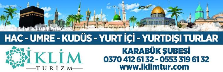 www.ahmetyapan.com / İklim Turizm Karabük Şubesi