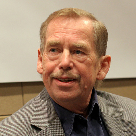 from playwright to president vaclav havel Commentary and archival information about vaclav havel from the new mixed legacy that his successor was vaclav author, playwright and president.
