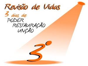 REVISÃO DE VIDAS