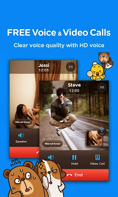 mypeople Messenger - Free Voice & Video Calls