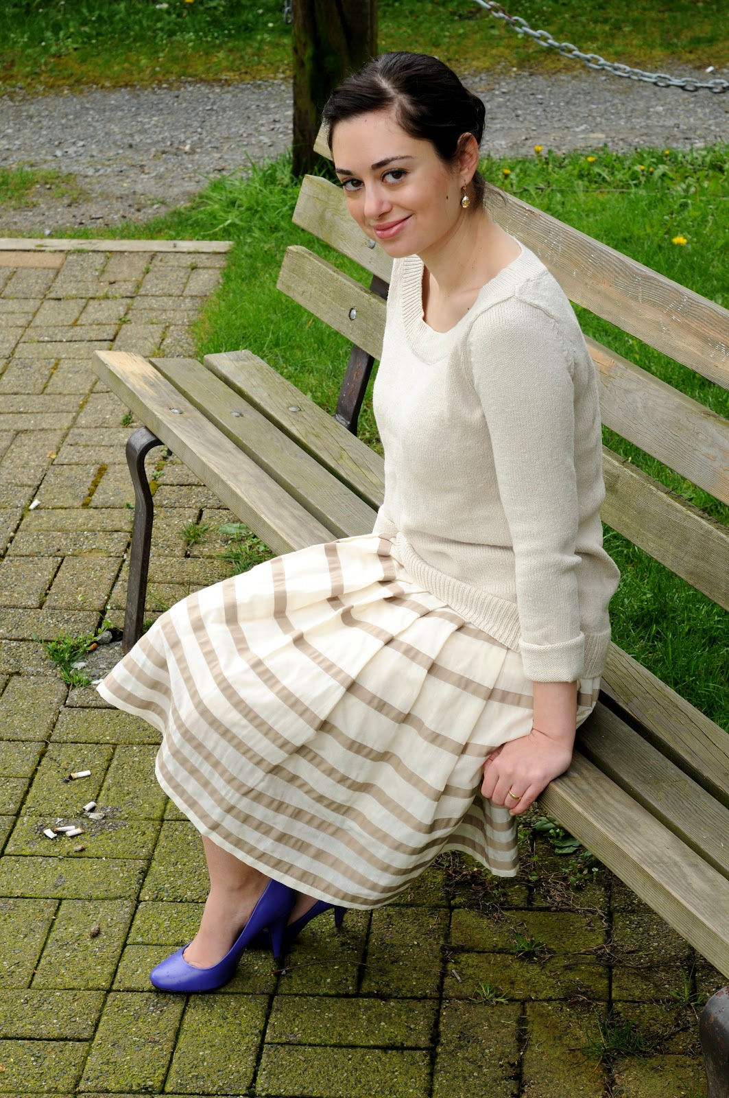 Anna Kendrick Up Skirt Club monaco skirt,