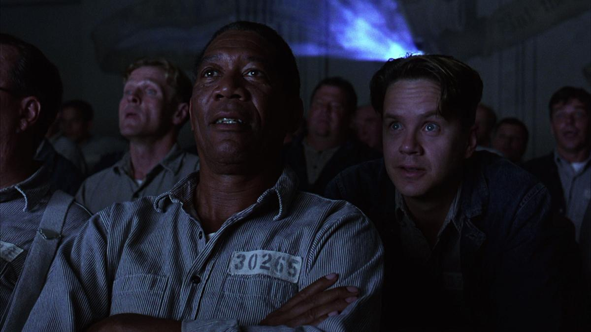 shawshank redemption writer Twenty years ago this week, the shawshank redemption hit multiplexes  nursed a chimera: turning one of the writer's stories into a film.
