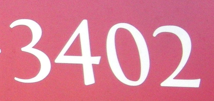 3402 is a number evenly divisible by twice the square of the sum of its  digits (A085444).