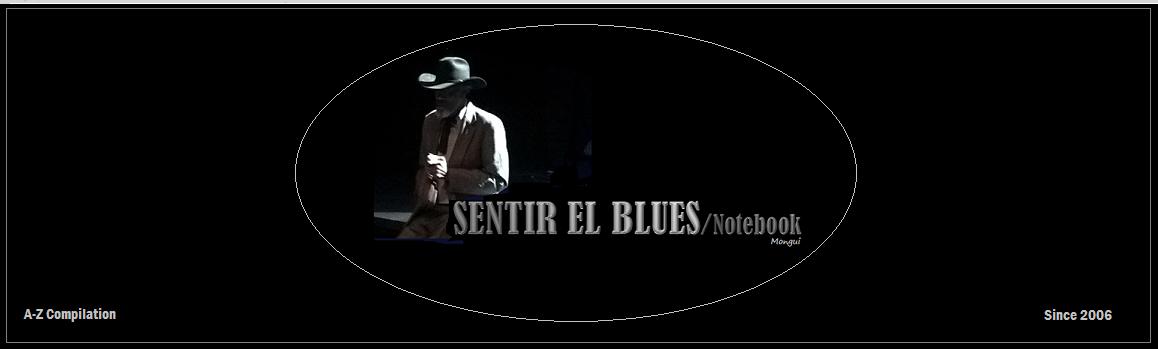 SENTIR EL BLUES / Notebook