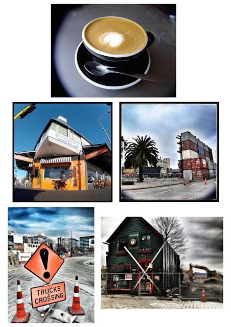 Edificios Christchurch, Nueva Zelanda