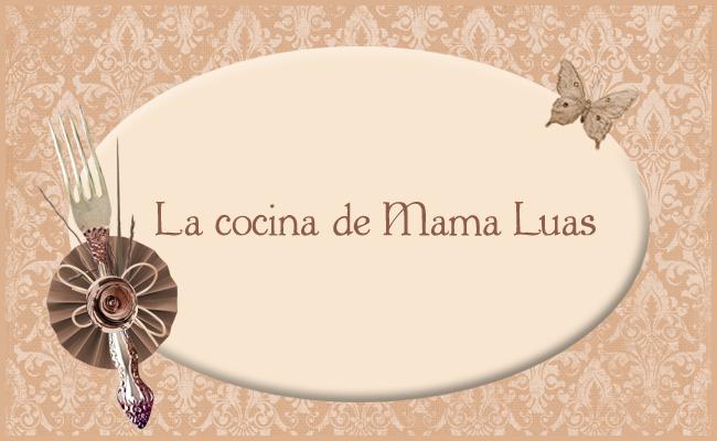 La cocina de Mama Luas