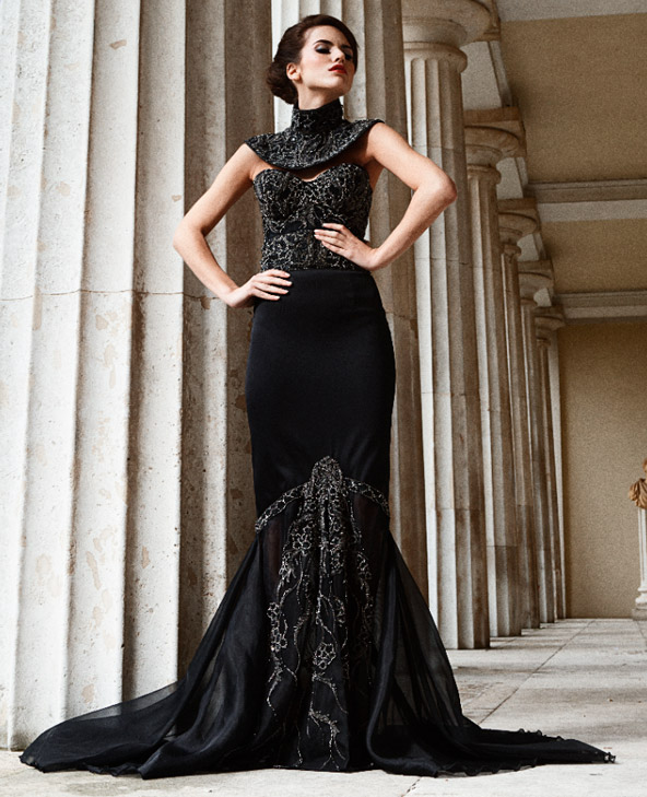 THE WORLD\'s MOST EXPENSIVE DRESS BY DEBBIE WINGHAM | Candle Wood