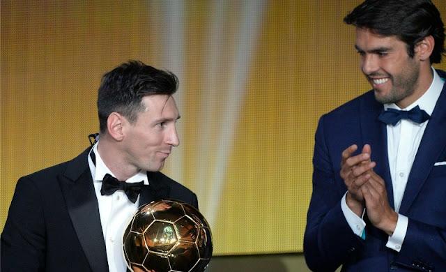 El último guiño de FIFA a adidas en el Balón de Oro tiene nombre: Kaká