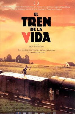 Train De Vie 1998 DVD R2 PAL Spanish