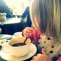Betty's hot chocolate