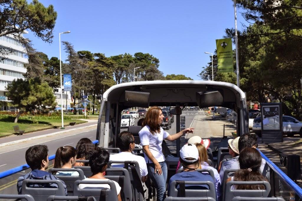 City Tour- Pinamar verano 2015