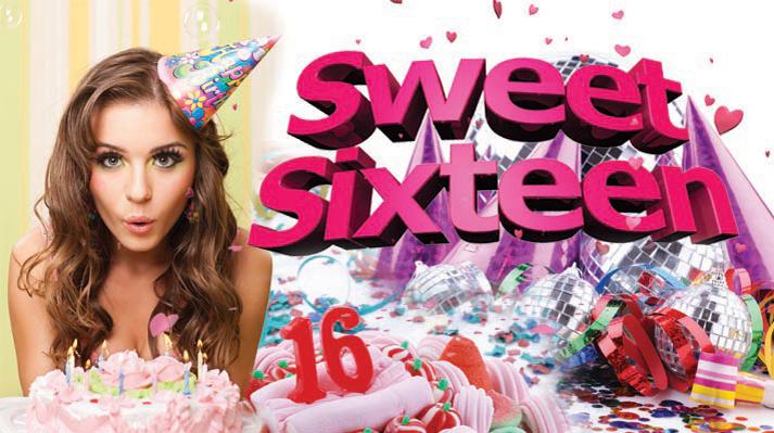 Sweet sixteen birthday party ideas sweet sixteen birthday for 16th birthday party decoration ideas