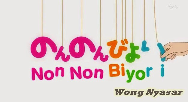 Review Non Non Biyori, Download