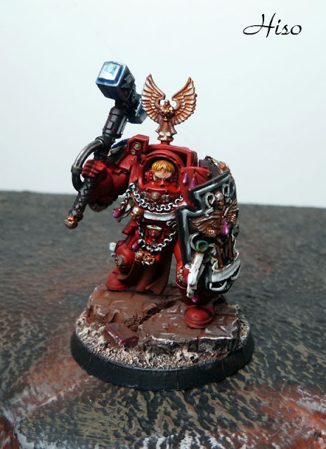 Terminator Blood Angels