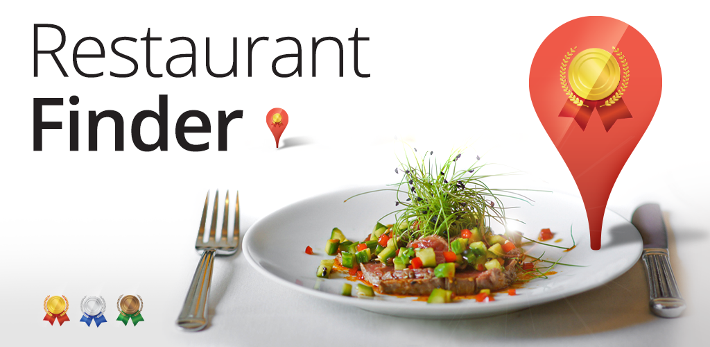 Restaurant Finder Android App