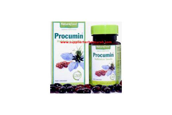 PROCUMIN HABBATUS SAUDA (30 softgels 500 mg)