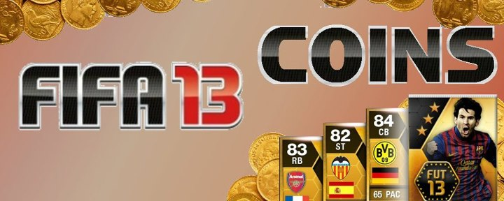 FIFA 13 Ultimate Team Coin Generator