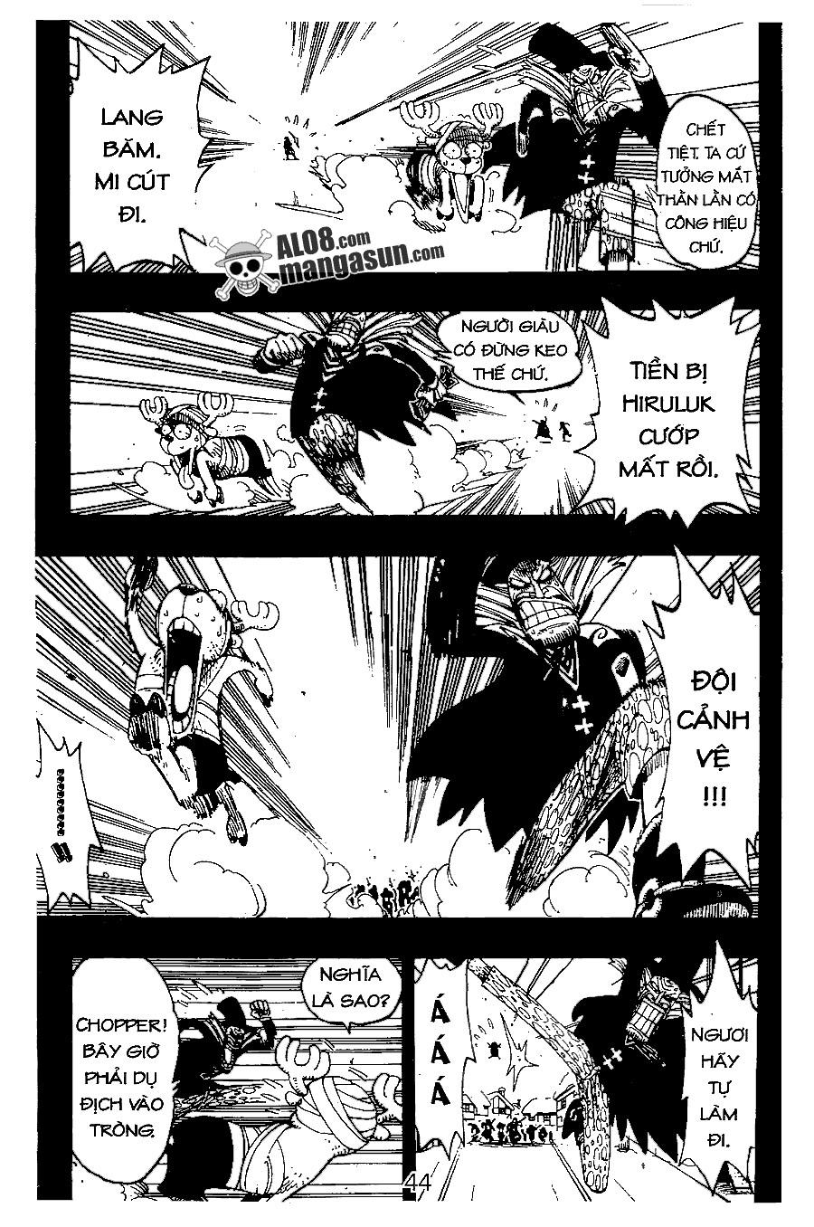 Đảo Hải Tặc chap 142 - Trang 14