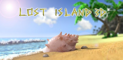 Lost Island 3D Live Wallpaper v1.02