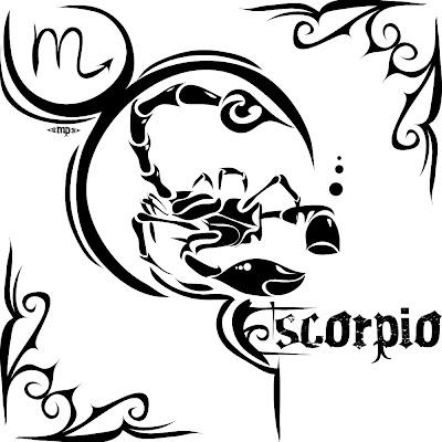 escorpio tatuaje