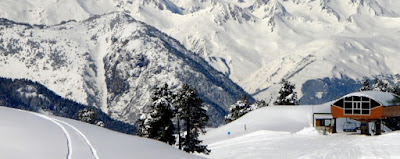 estaciones esquí 2015