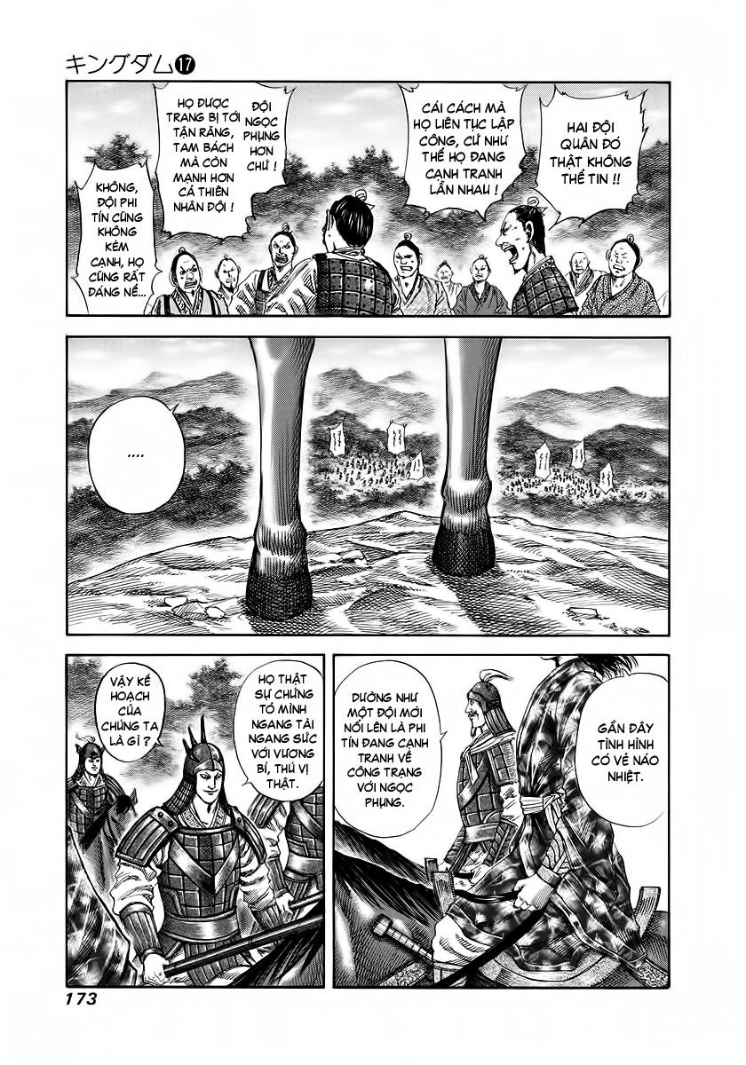Kingdom - Vương Giả Thiên Hạ Chapter 183 page 4 - IZTruyenTranh.com