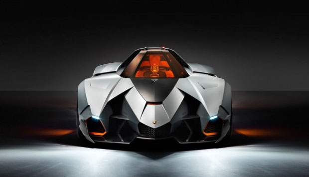 egoista lamborghini name is taken from the italian language meaning selfish because this super luxury car and can only be used by one person only - Super Fast Cars In The World