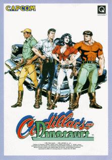 Cadillacs and Dinosaurs Dublado