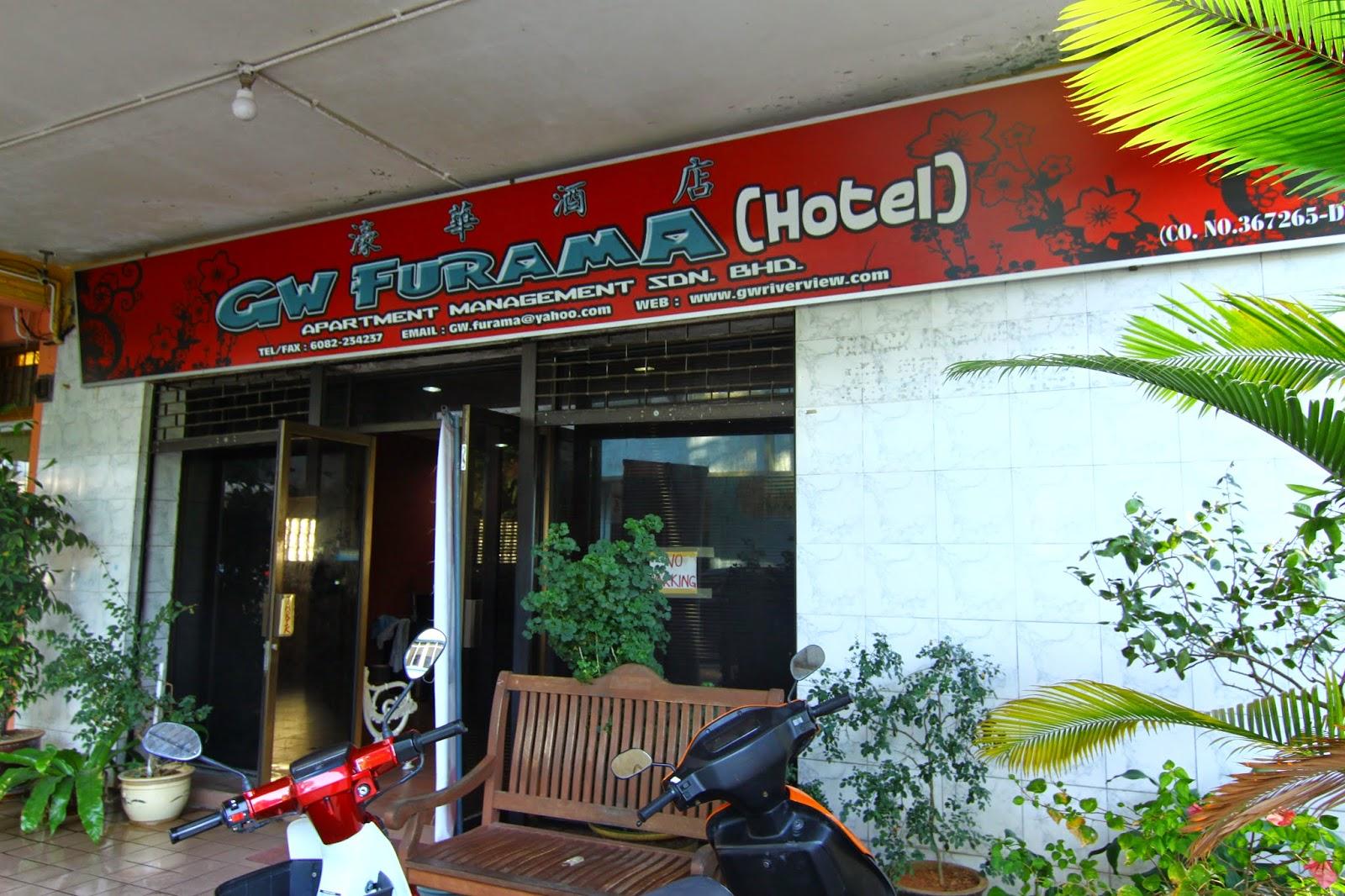 GW Furama Hotel, Kuching