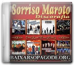 CD Discografia Sorriso Maroto - 11 CD`s (2001/2010)