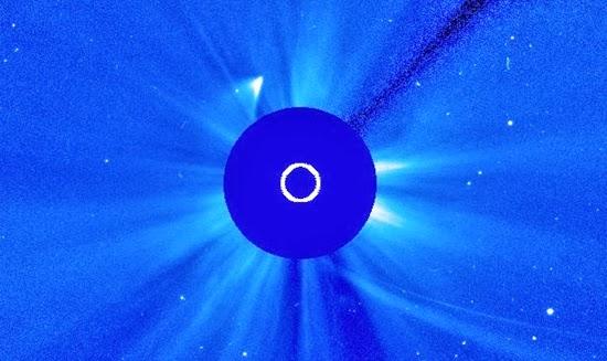 Inilah Kronologi Hancurnya Komet ISON
