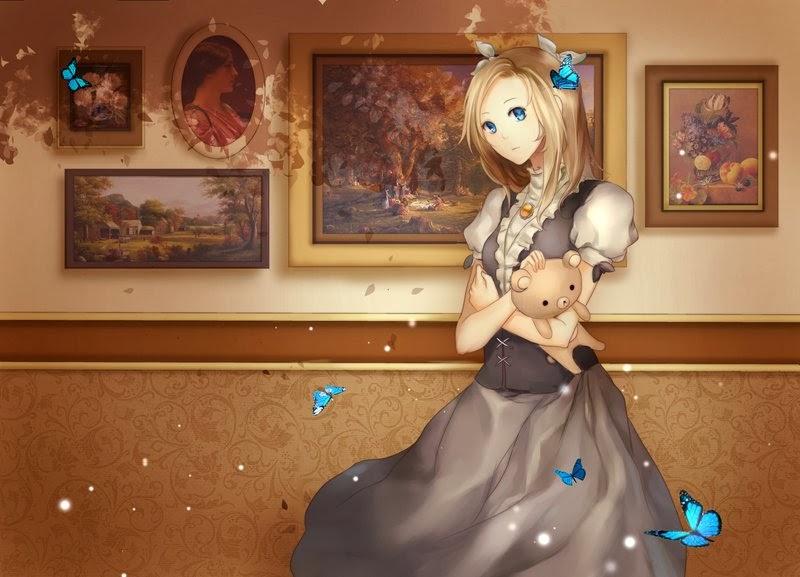 Jingyao's art