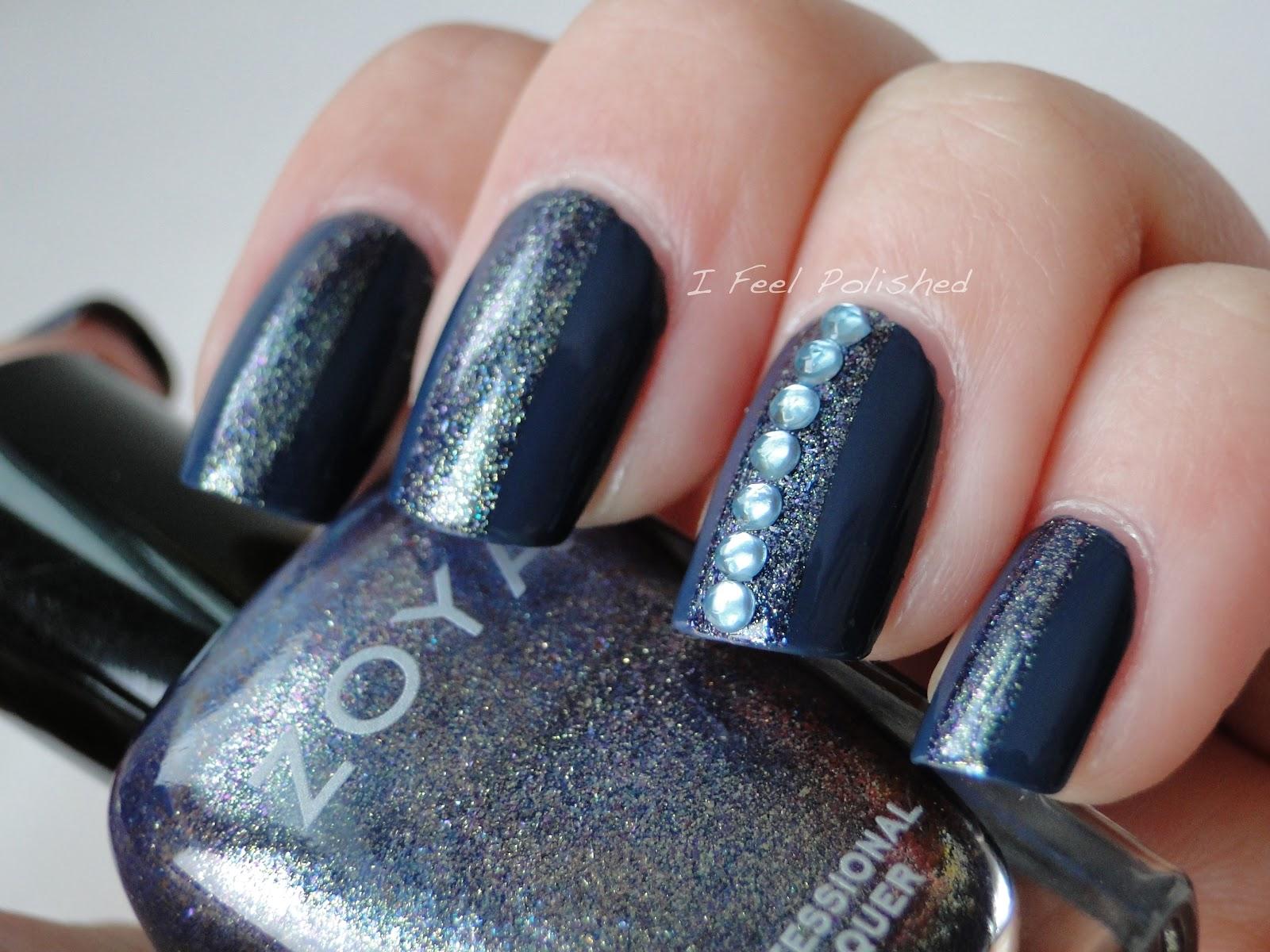 I Feel Polished!: New Year\'s Eve Nails