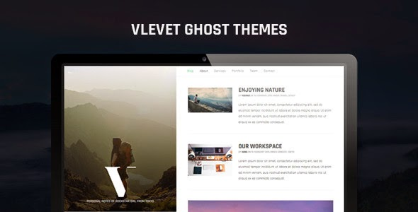 Vlevet Traveler Ghost Theme