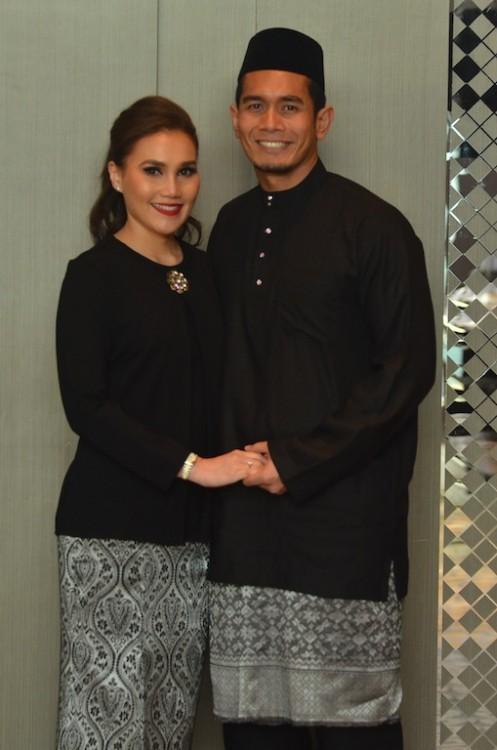 Isteri Fahrin Ahmad Akui Menangis Ketika Berjauhan