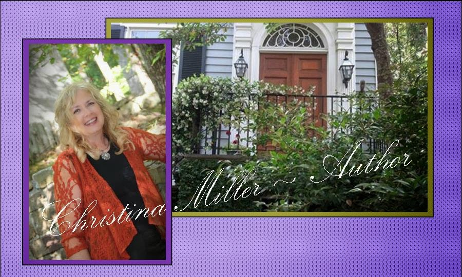 Christina Miller ~ Author
