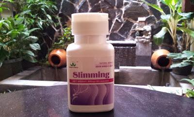 Obat Pelangsing Herbal Slimming Capsule