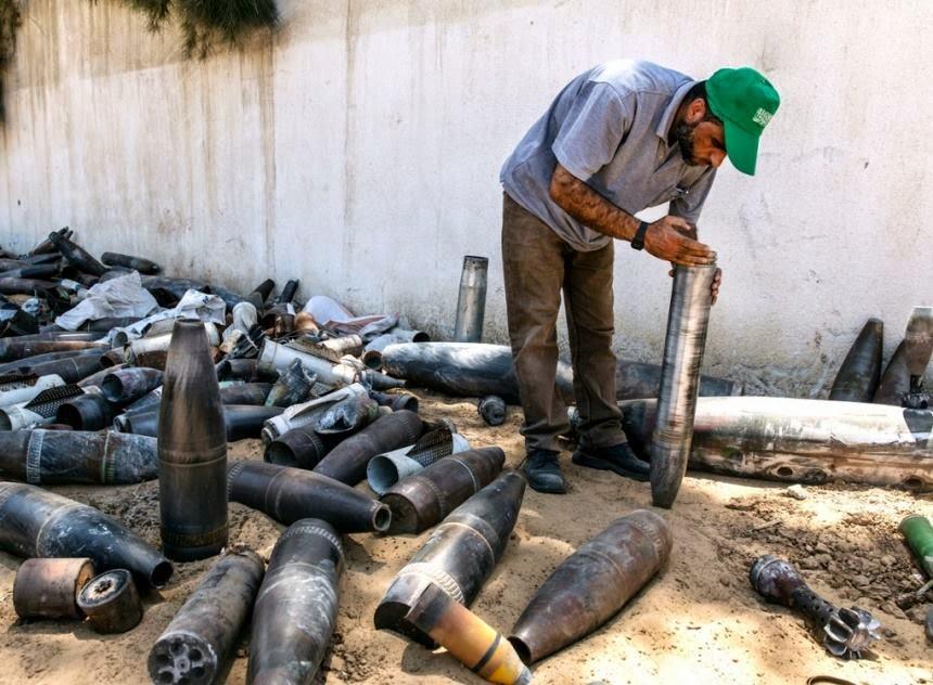 pakar bomb gaza meninggal dunia 2