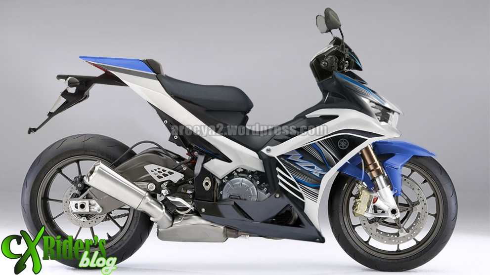 Modifikasi Motor Jupiter Mx Versi 2013