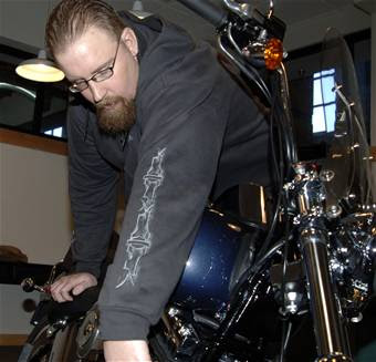 Harley Davidson Mechanic School