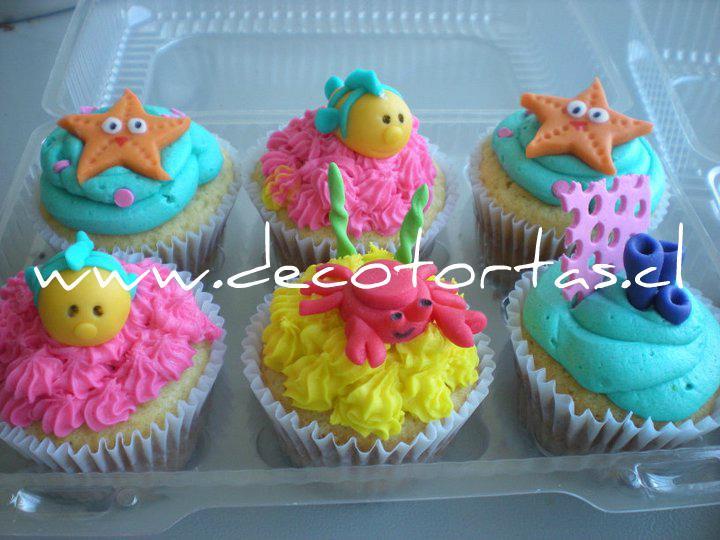 Torta Infantil La Sirenita Ariel | Dulces de Queca
