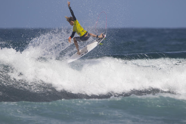 7 Nelson Cloarec FRA Lanzarote Teguise 2015 Franito Pro Junior SL Gines Diaz